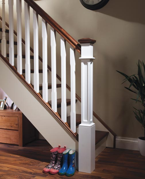 Wonderful ... Walnut Newel. Collections_boyne2 Collections_boyne1